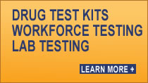 Learn more about Drug Test Kits, Workplace Testing, Lab Testing